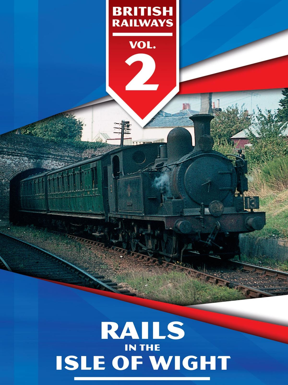 British Railways Volume 2: Rails in the Isle of Wight
