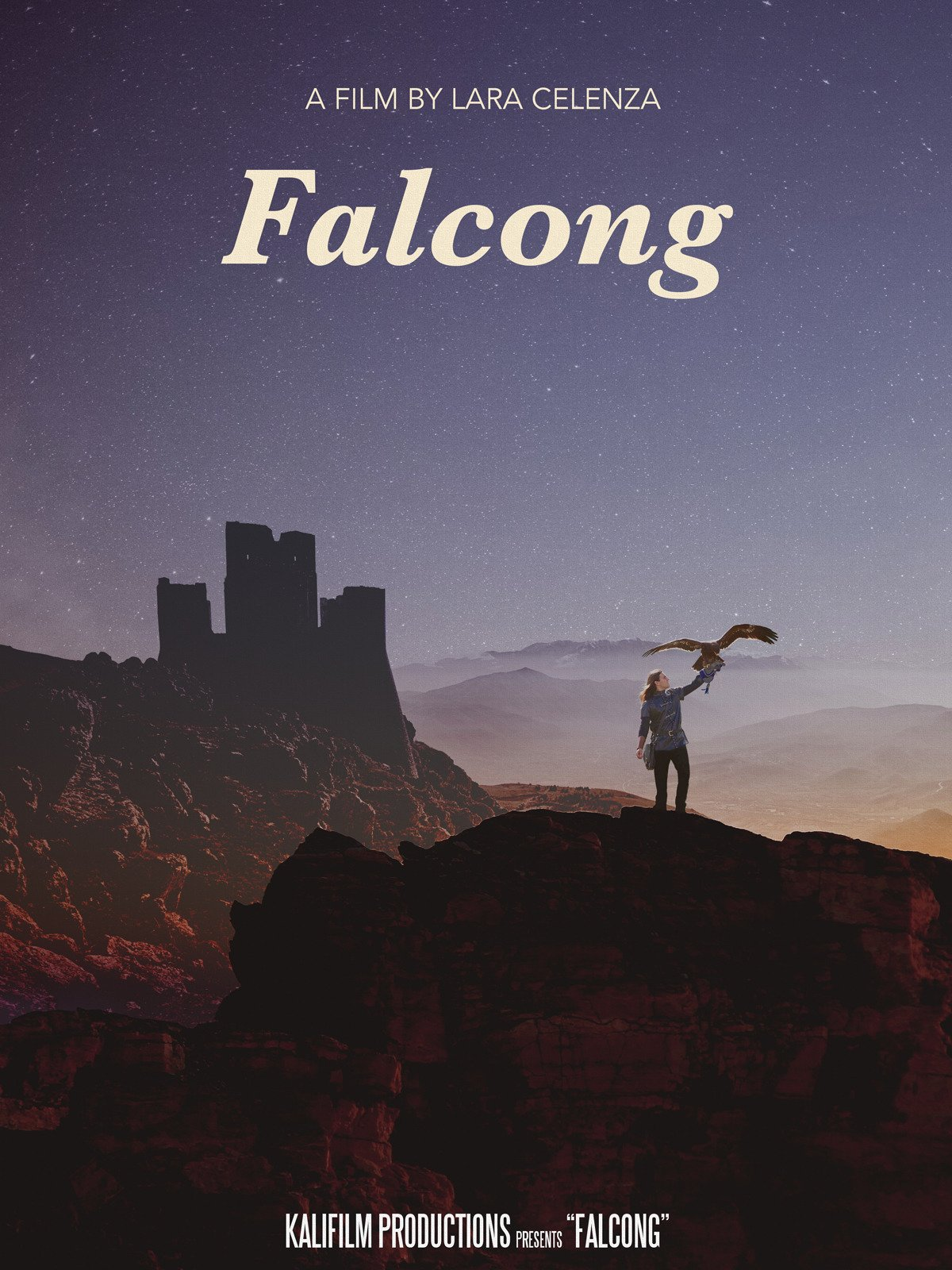Falcong on Amazon Prime Instant Video UK