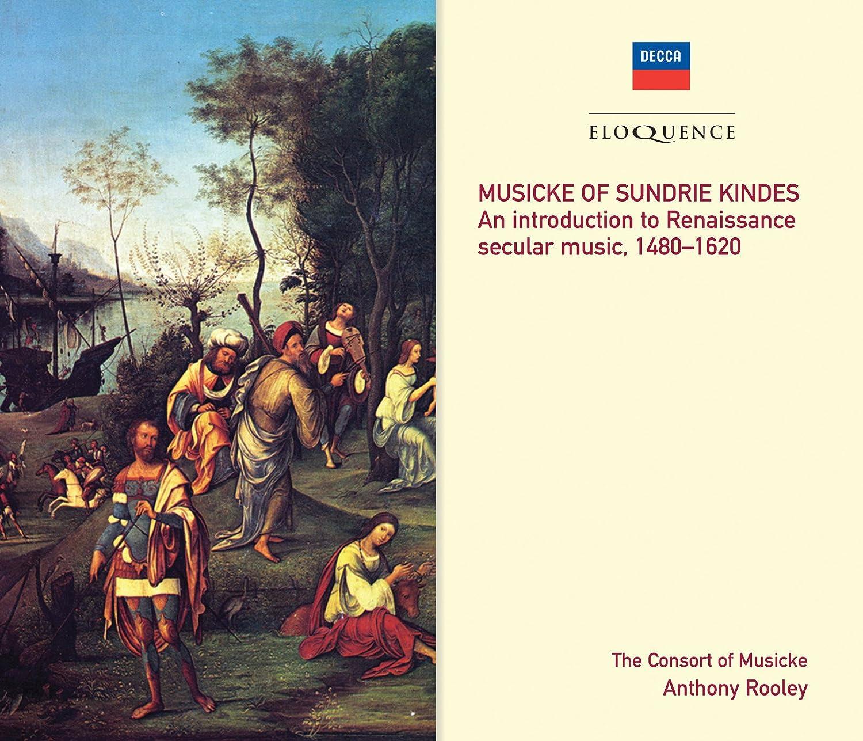 Découvrir la musique de la RENAISSANCE par le disque... 816JMszbS-L._SL1500_