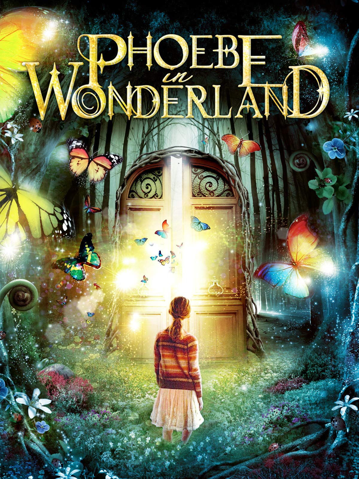 Phoebe in Wonderland on Amazon Prime Video UK