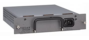 Netgear APS525W-10000S Module d'Alimentation Extractible pour les Switches GSM72xxPS