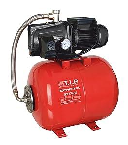 TIP 31112 Hauswasserwerk HWW 1200/50 (groß 50 L Tank)  BaumarktKritiken und weitere Infos
