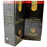 2 Boxes Organo Gold Gourmet Black Coffee - 60 Sachets (Color: Black)