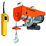 TRUPER POLE-600 0.6-Ton Electric Hoist
