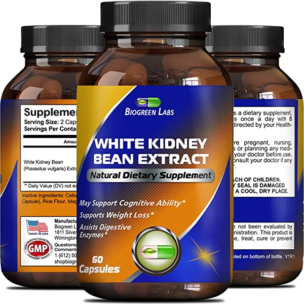 White Kidney Bean Extract
