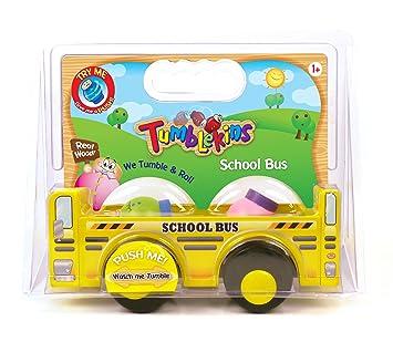 Great Gizmos - Gg8601 - Maquette - Voiture - Tumblekins - Petit Bus Scolaire