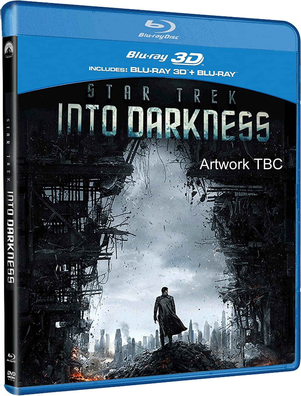 cheap star trek into darkness blu ray