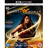 Wonder Woman [4K Ultra HD + Blu-ray]