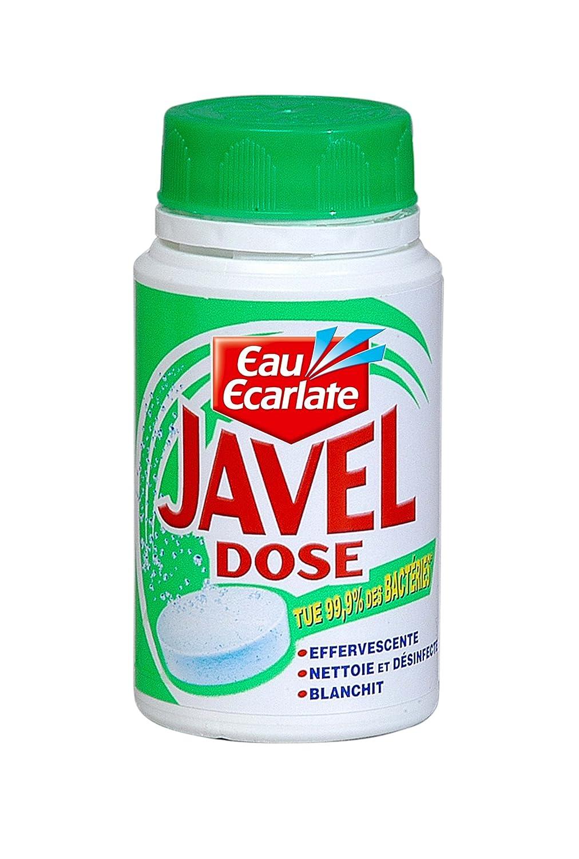 Pastille Eau de Javel Javel Dose 44 Eau Ecarlate