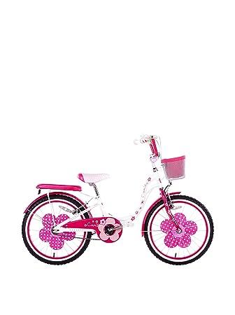 Schiano vélo vélo Camilla pour fille Rose et Blanche