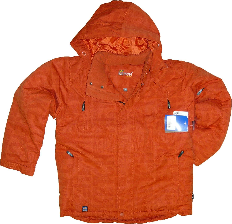 Ketch. Warme Funktionele Skianzug. Cordura HemiTec 110245-27, Rost jetzt bestellen
