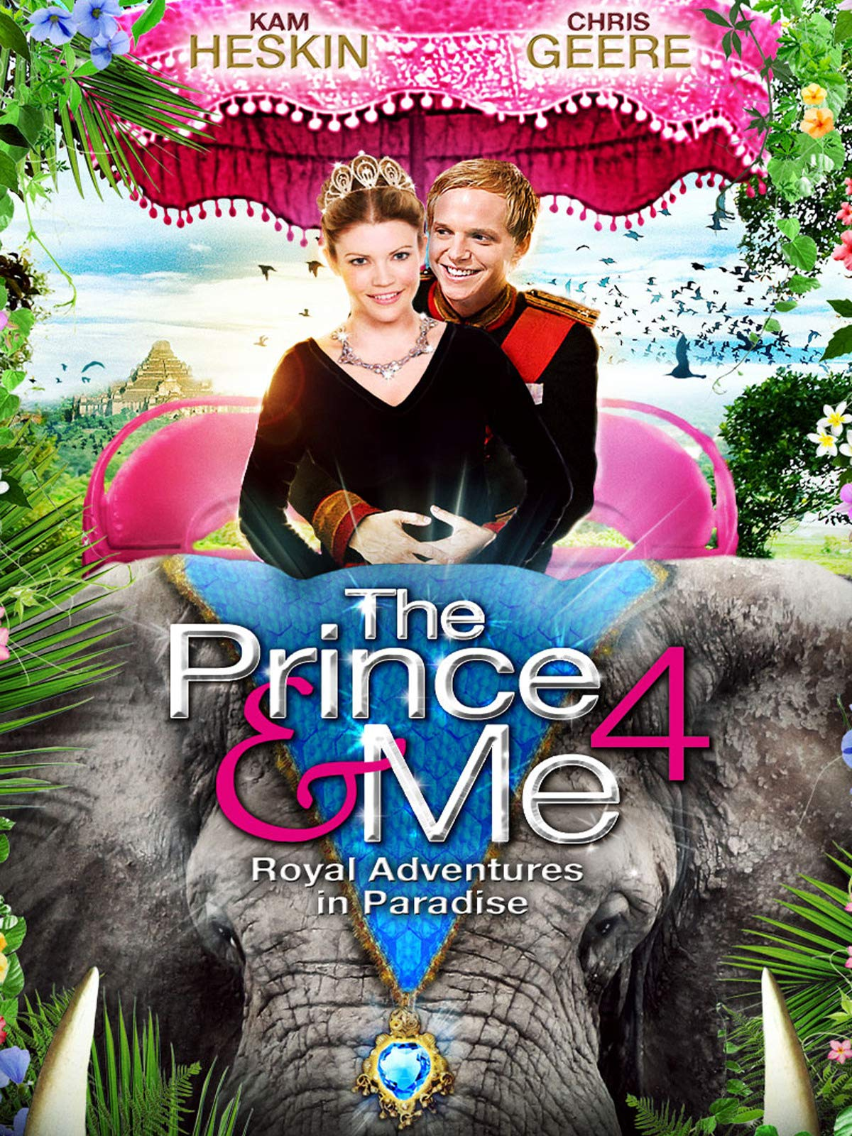 The Prince & Me 4: The Elephant Adventure on Amazon Prime Video UK