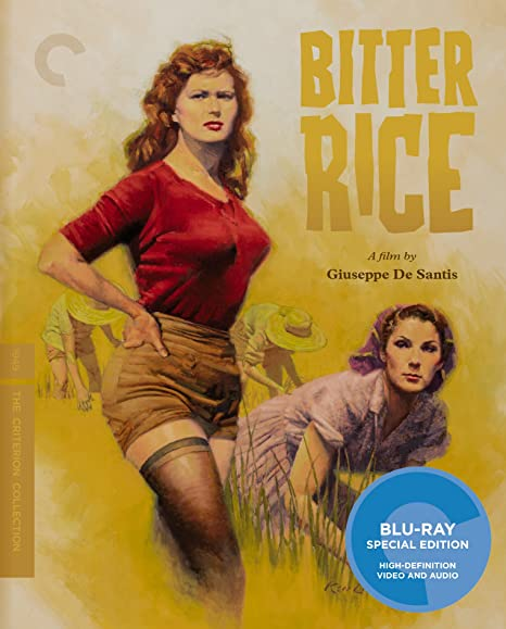 Bitter Rice (The Criterion Collection) [Blu-ray]