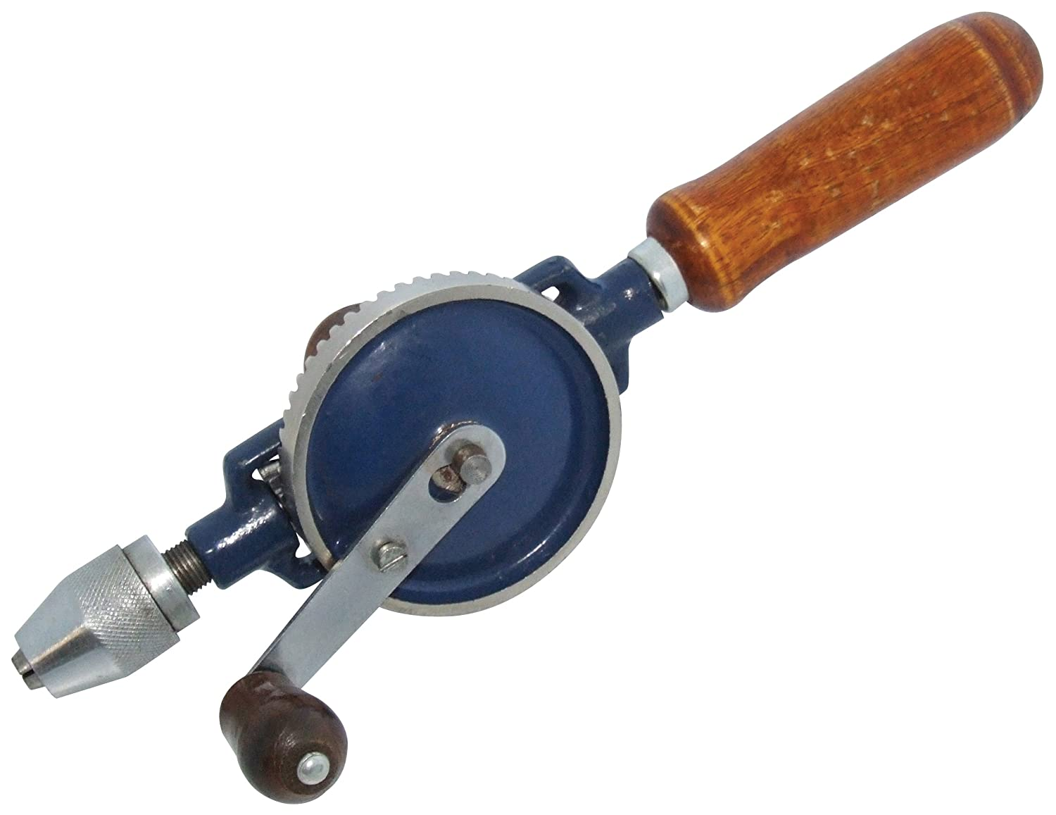 Old Fashioned Hand Drill