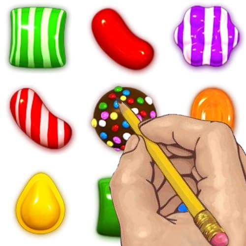 Candy Crush Saga Candies
