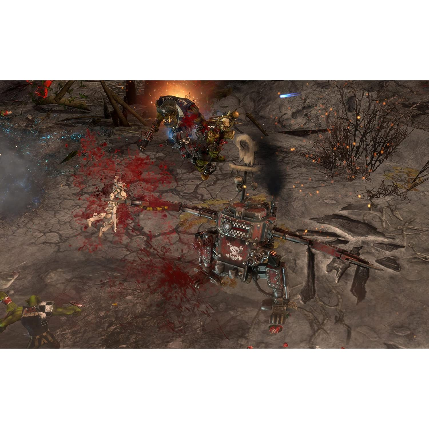 Online Game, Online Games, Video Game, Video Games, Game Downloads, Core Games, Strategy, PC Game, Warhammer, Download, Warhammer 40k: Dawn of War II Retribution