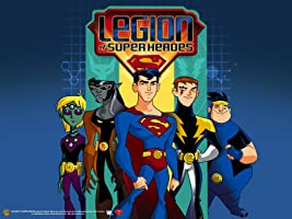 Legion of Super Heroes Season 1
