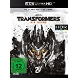 Transformers - Die Rache (4K Ultra HD) (+ Blu-ray 2D)