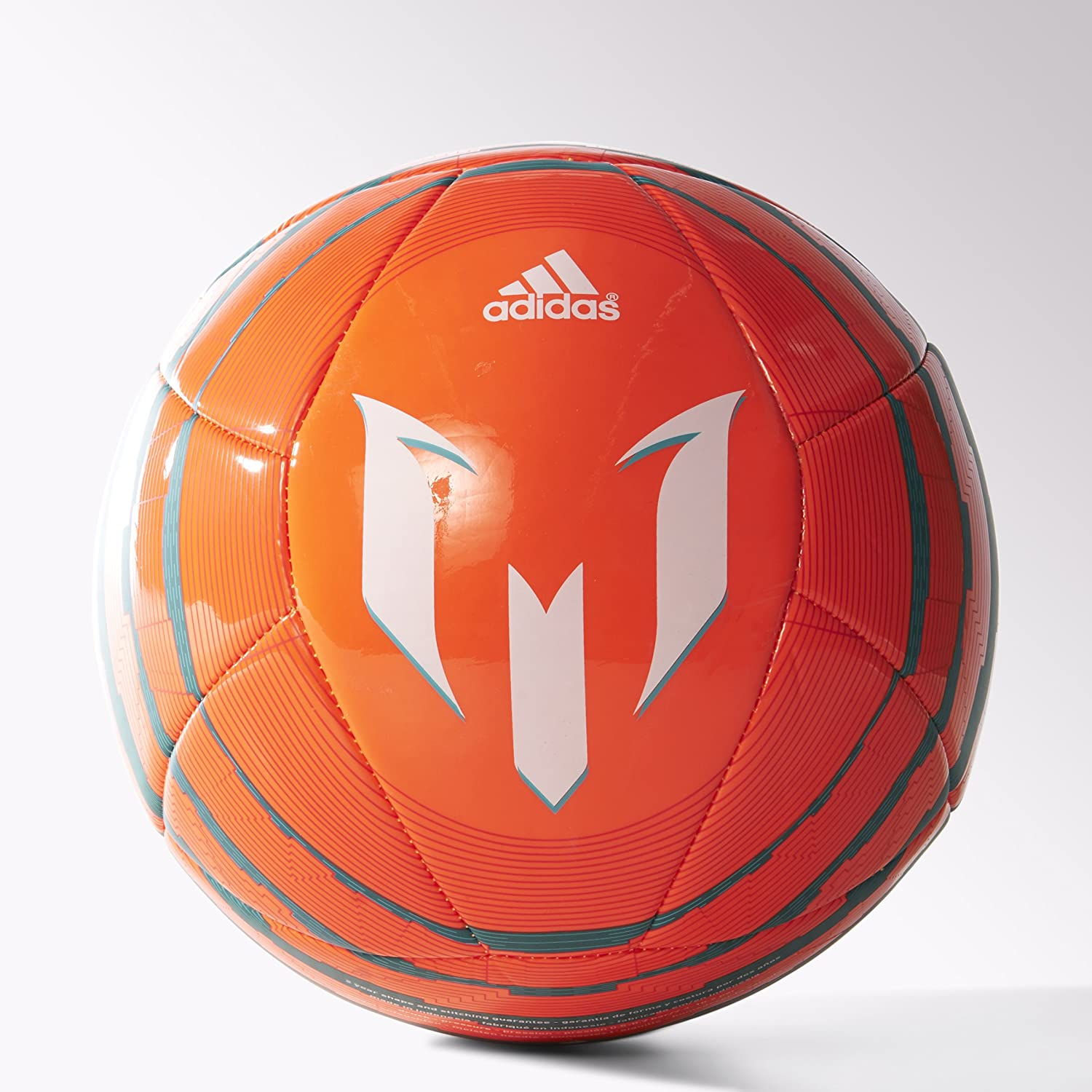 adidas Performance Messi Soccer Ball adidas performance men s predito instinct fg soccer shoe