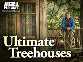 Treehouse Masters Season 1