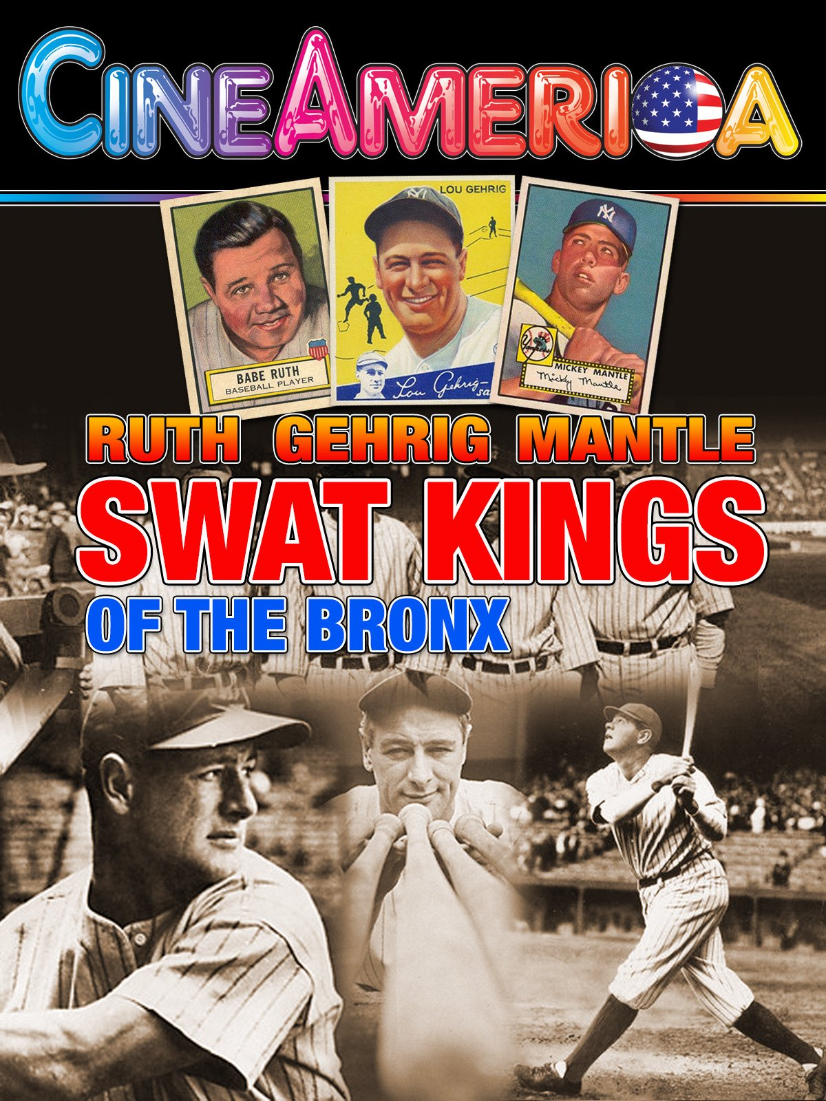 "Ruth Gehrig Mantle ""Swat Kings of the Bronx"" on Amazon Prime Instant Video UK"