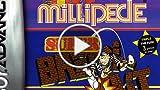 CGRundertow MILLIPEDE, SUPER BREAKOUT AND LUNAR LANDER...