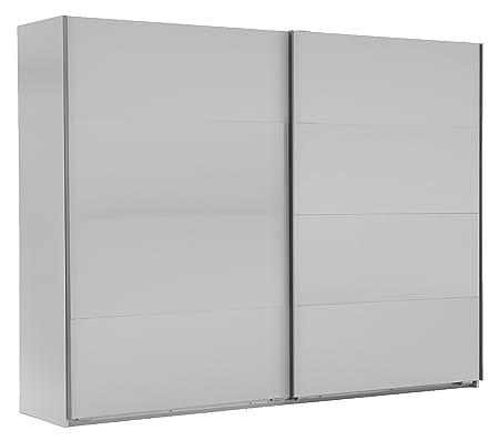 Wimex 507864 Schwebeturenschrank, 225 x 210 x 65 cm, alpinweiß