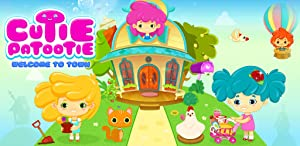 Cutie Patootie - Welcome to Town from TabTale LTD