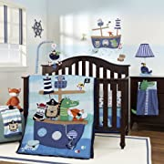 Babyfad Pirates Crib Bedding Collection Baby Bedding And