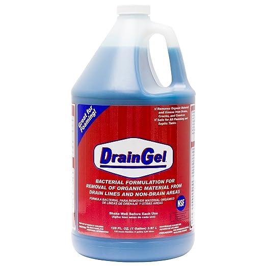 Killing Drain gnats using drain gel