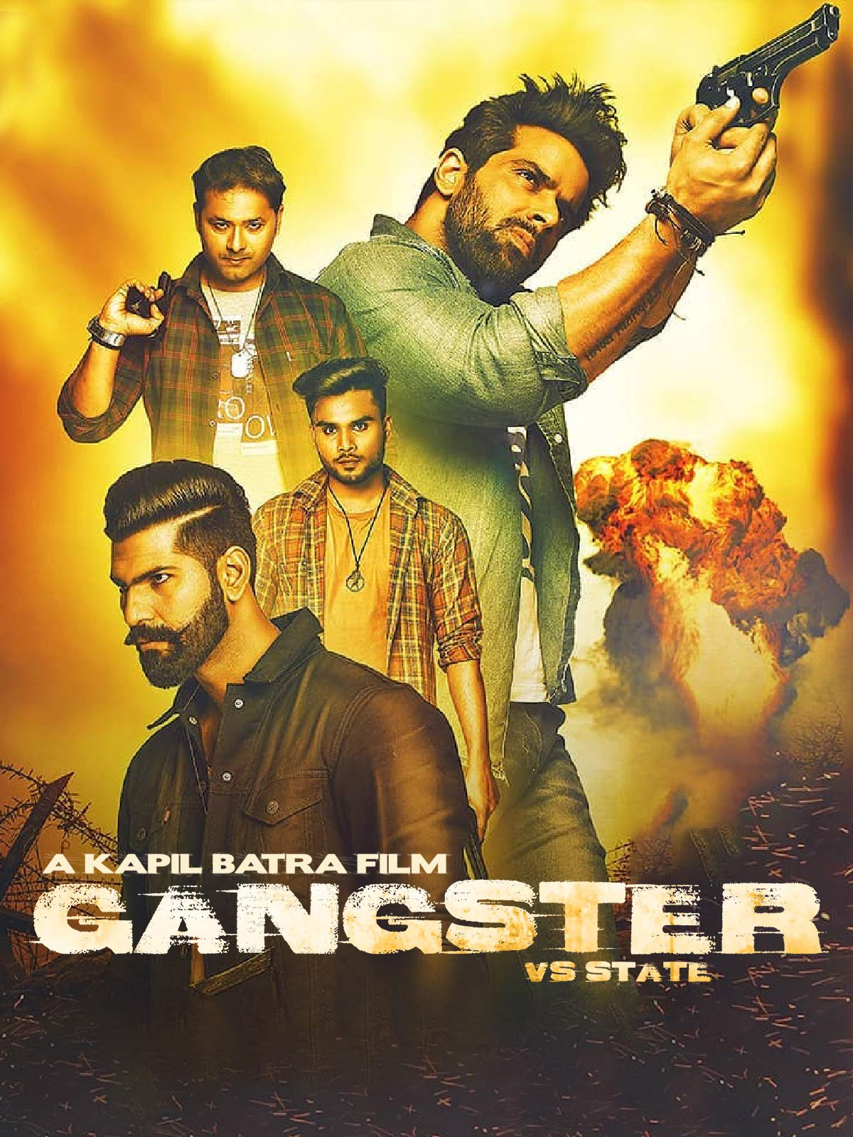 Gangster Vs State on Amazon Prime Instant Video UK
