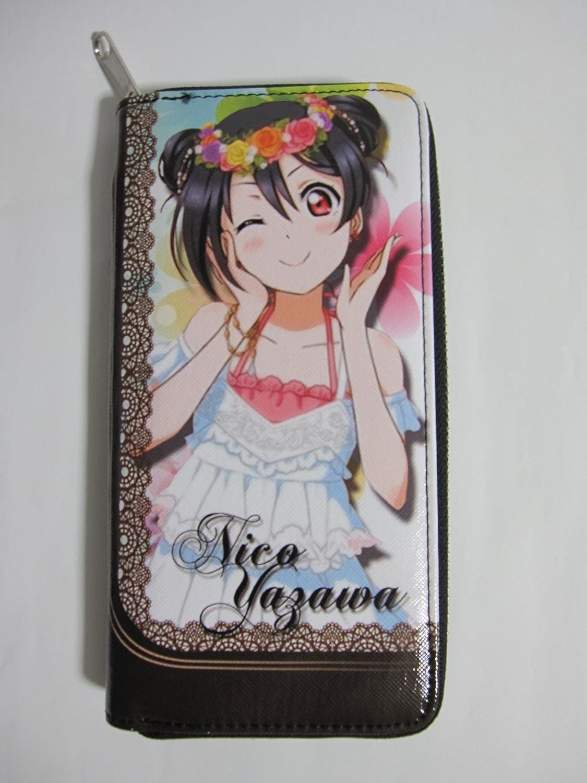 Liebe Live schalten! Mit rund Lange Brieftasche Brieftasche Reisverschluss Yazawa Nico Pool ed ver. günstig