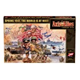 Avalon Hill Axis & Allies Anniversary Edition Strategy Board Game (Color: Multi-colored)