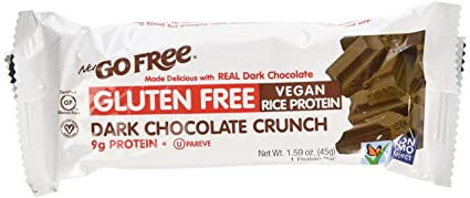 Lifestyle Evolution {Nugo} Bar, Nugo, Free, Drk Choc Cr, 45-grams (Pack of 12) [Kohlenhydrate]