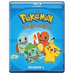 Pokémon: Indigo League - S1 [Blu-ray]