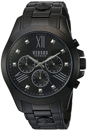 buy versus by versace analog black dial men s watch sbh04 0015 versus by versace analog black dial men s watch sbh04 0015