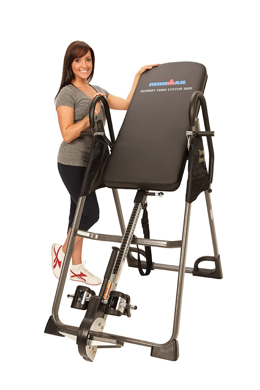 Ironman Gravity 3000 Best Inversion Table Reviews