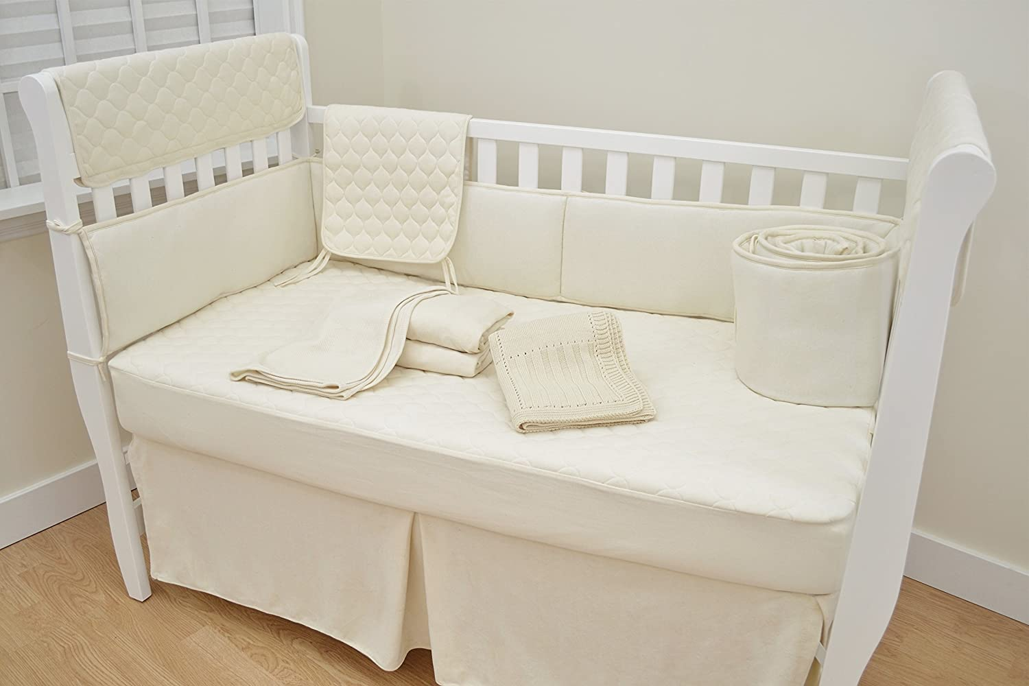 puff winks organic pebble pad today bath mattress cotton shipping bedding product free crib