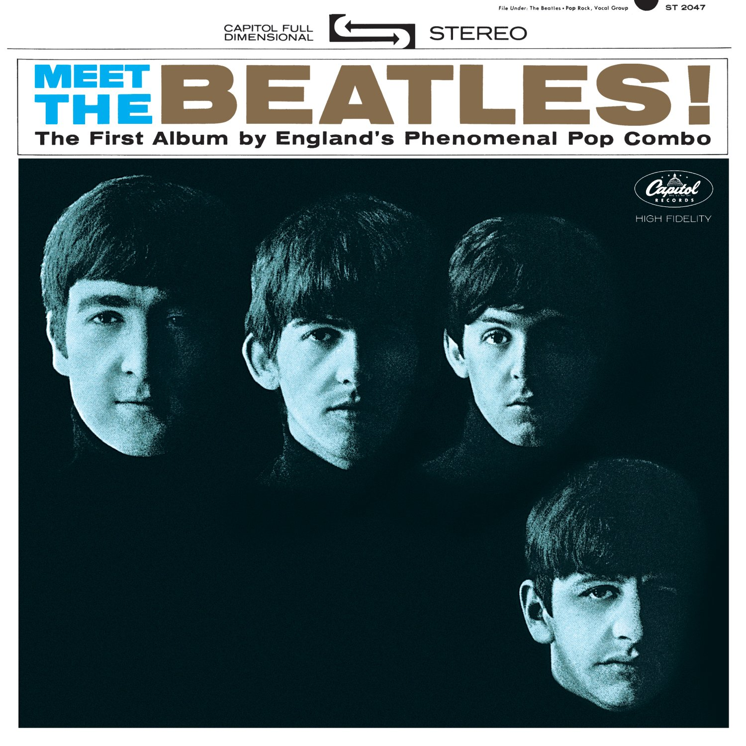 アルバム『MEET THE BEATLES !』...