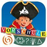 Lernerfolg Vorschule - Capt'n Sharky: Logik- und Konzentrationsspiele für Kinder