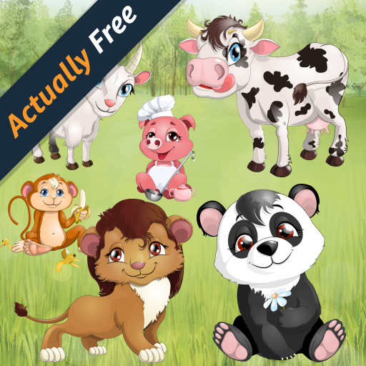 Animals for Toddlers and Kids : puzzle games with pets and wild animals ! Educational Game - FULL (Free Internet Connection compare prices)