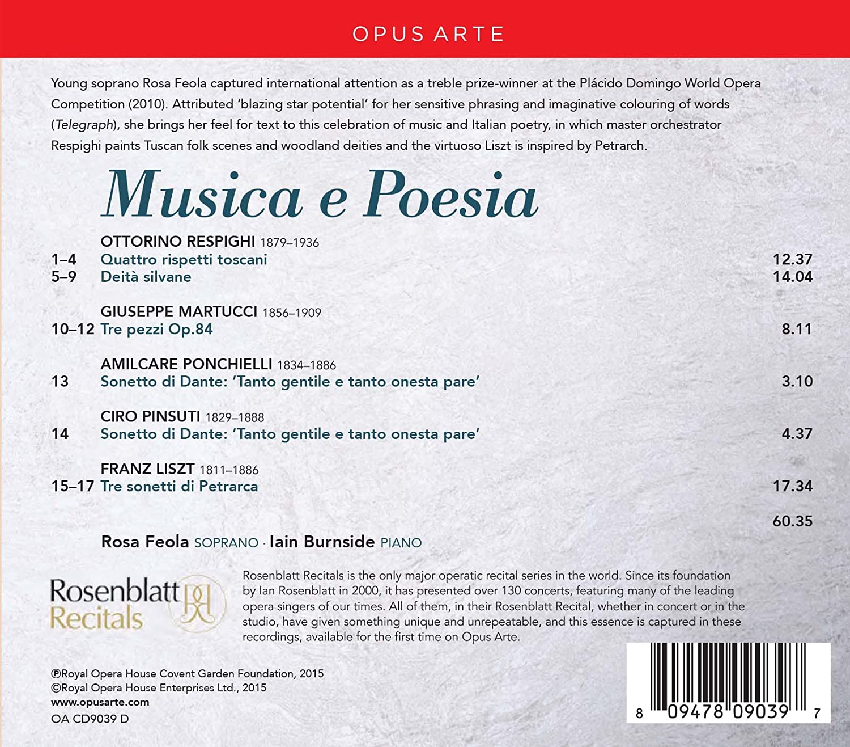 Rosa Feola (soprano) 816lcopMz9L._SL1500_