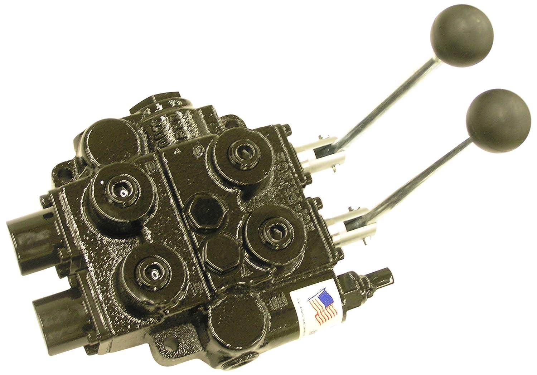 Prince RD522CCEA5A4B1 Directional Control Valve Cast Iron 2 Spool Monoblock