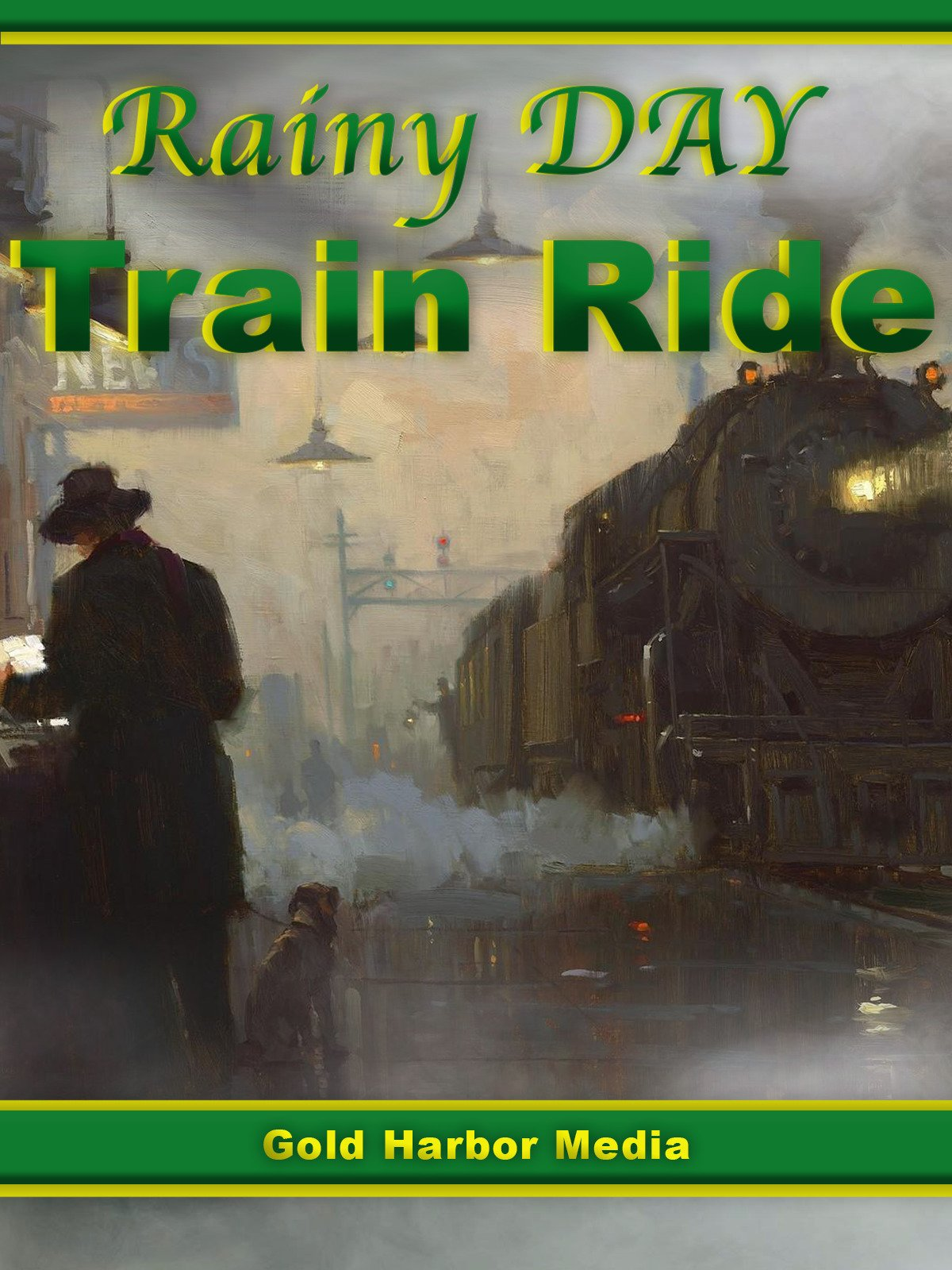 Rainy Day Train Ride on Amazon Prime Instant Video UK