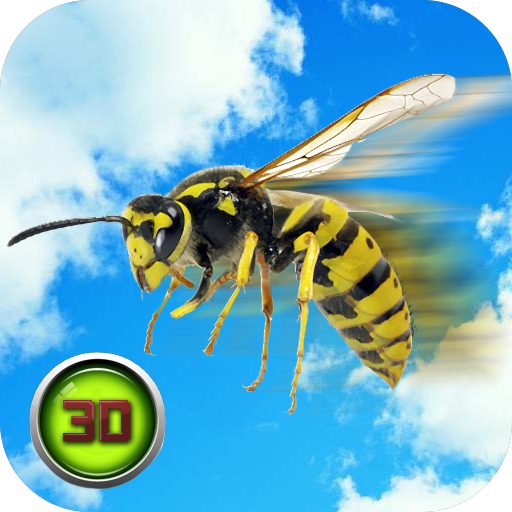 hornet-simulator-insect-life-3d