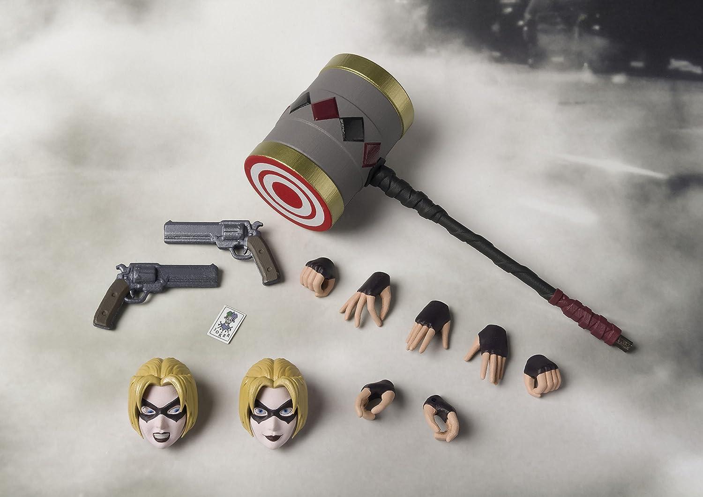 "Bandai Tamashii Nations S.H. Figuarts Harley Quinn ""Injustice Ver."" Action Figure"