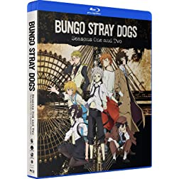 Bungo Stray Dogs: Seasons One and Two [Blu-ray]