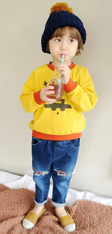 Amazon.co.jp: CHICHIKAKA(チチカカ) ダメージデニムバギーパンツ: 服&ファッション小物通販