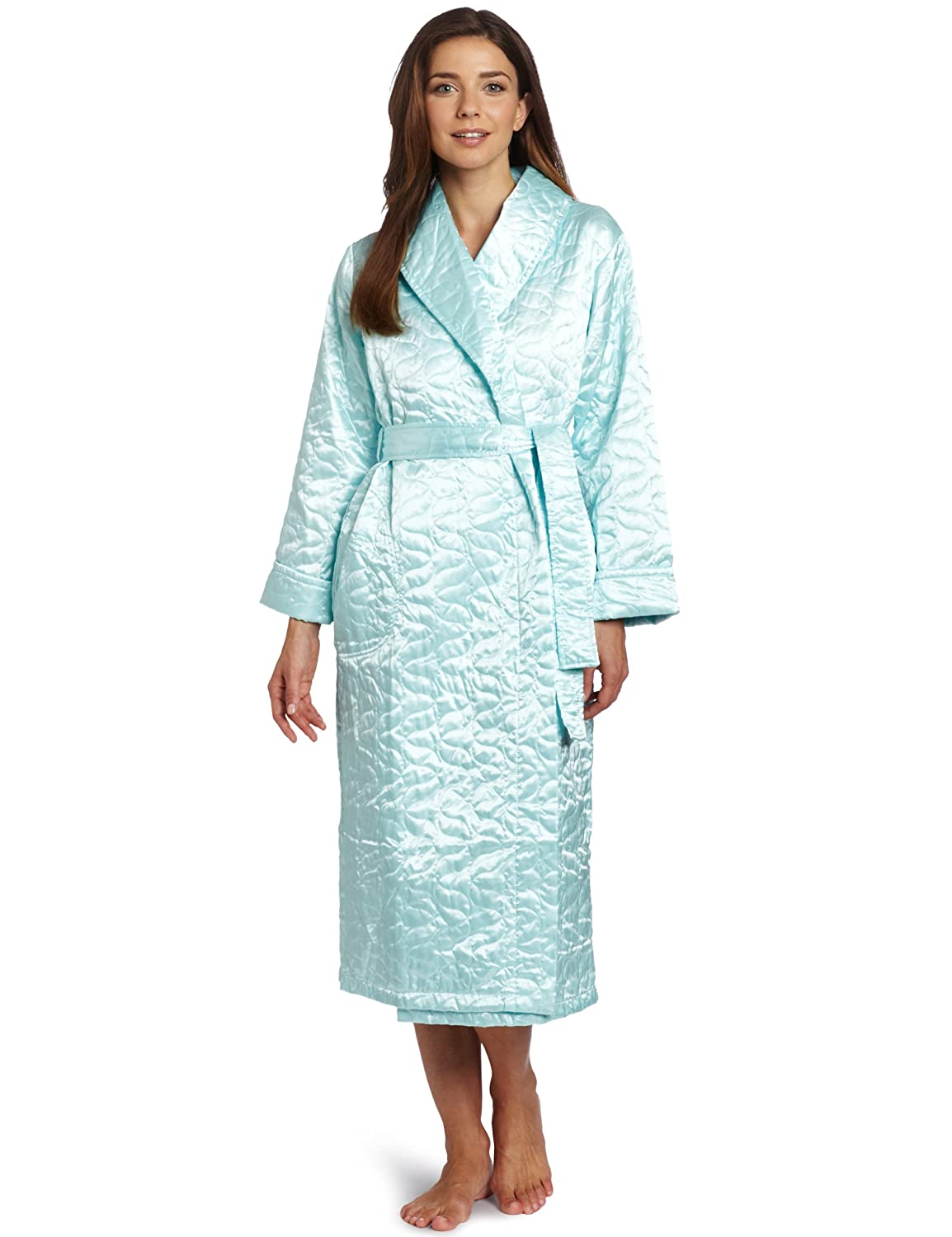 Find great deals on eBay for quilted womens robe. Shop with confidence.