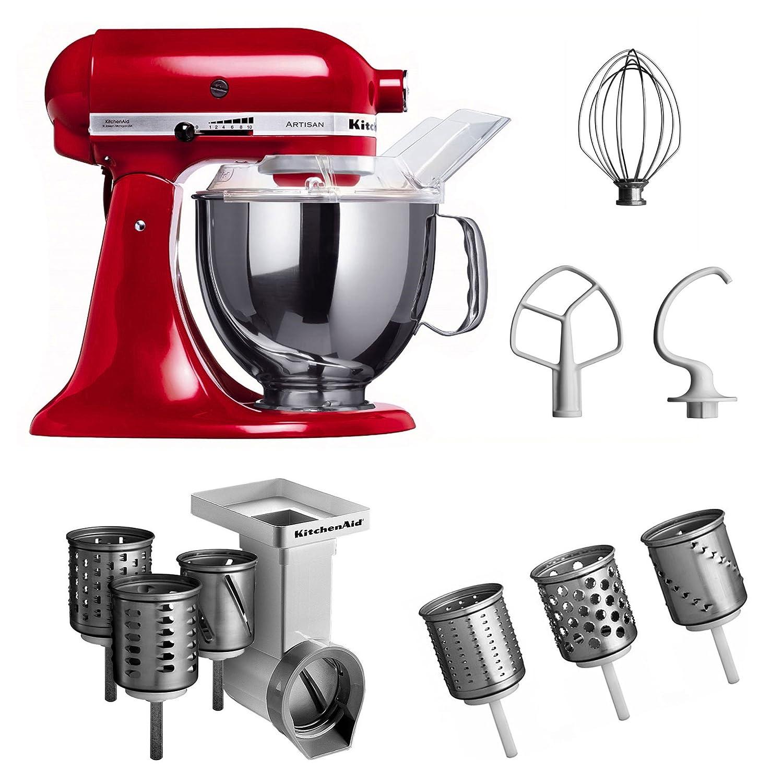 robot de cuisine kitchenaid tranchoir kitchenaid